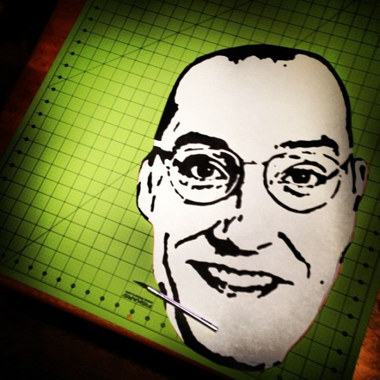 GhostBuster Bluth (in progress) by Hanksy