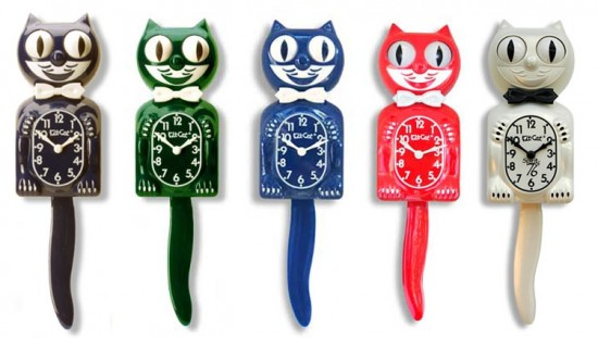Kit-Cat Clocks