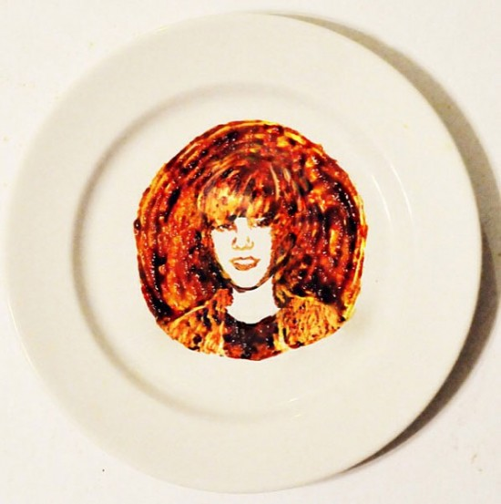 Justin Bieber in Korean Chili Paste by Red Hong Yi