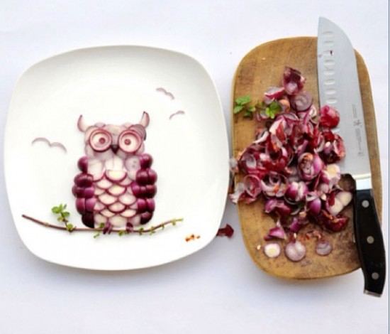 """Owlnion"" and ""paintbrush"" by ""Red"" Hong Yi"