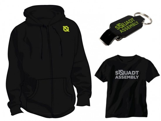 Squadt Assembly human merch