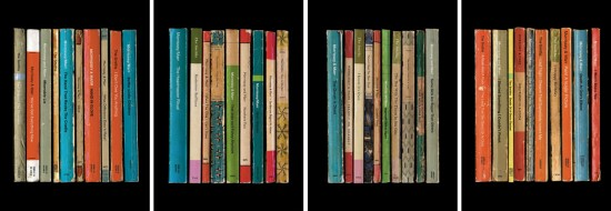 Smiths album/book posters by Standard Designs