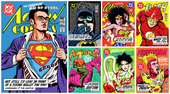 Post-Punk Superheroes by Butcher Billy