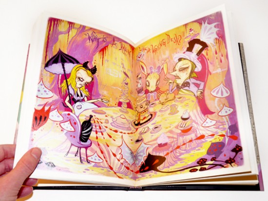 Camille Rose Garcia's Alice's Adventures in Wonderland