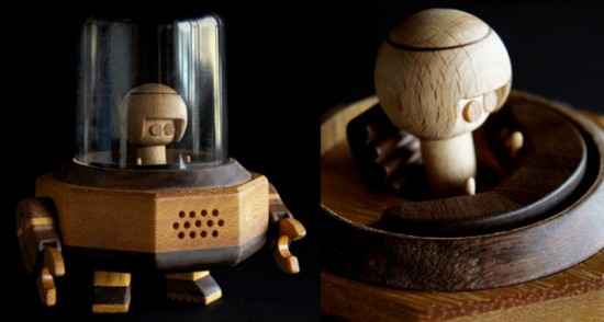 Woodbots by LouLou
