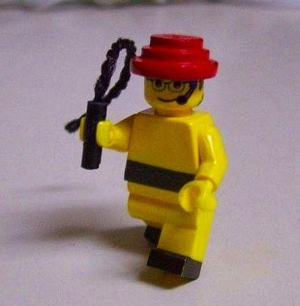 Lego Mark Mothersbaugh by Raggletag on DeviantART
