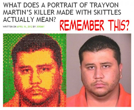 George Zimmerman verdict in Trayvon Martin case