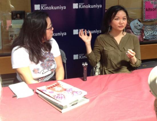 Junko Mizuno in conversation with Deb Aoki