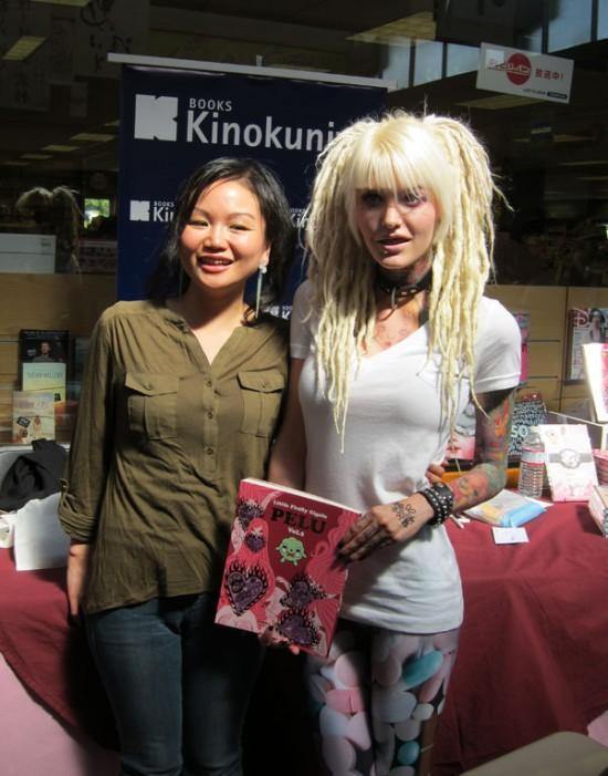 Junko Mizuno and Alloy Ash