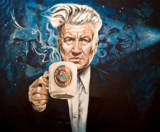 Tim Peaks x David Lynch