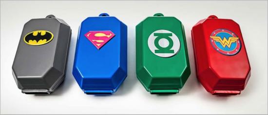 Superformula / Superhero IV Drip Covers by JWT Brazil