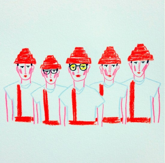 Devo by Nathan Jurevicius