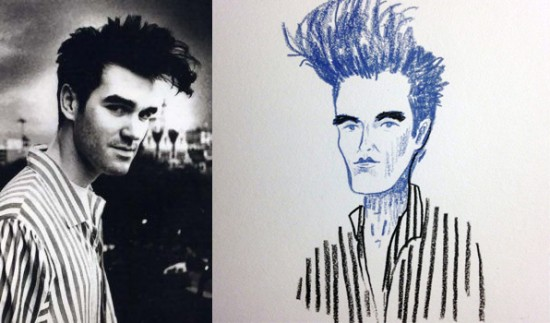 Morrissey by Nathan Jurevicius