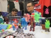 Paul Kaiju, Monstrehero and Uh Oh Toys