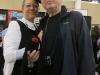 Designer John Van Hamersveld and wife with Reducer