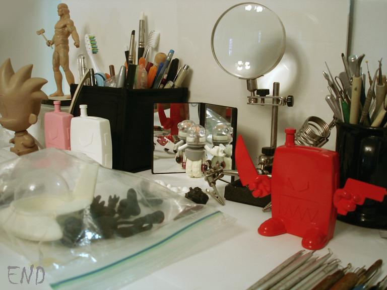 Argonaut Resins studio