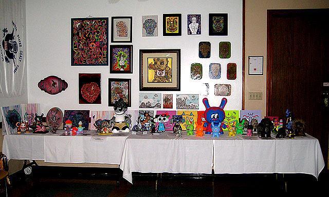 Multiversal Group Art Show