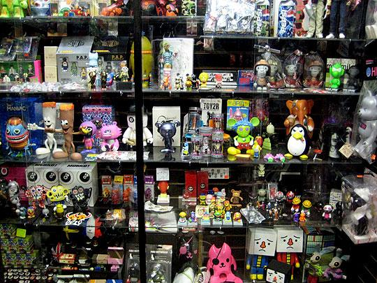 Toy Tokyo in NY