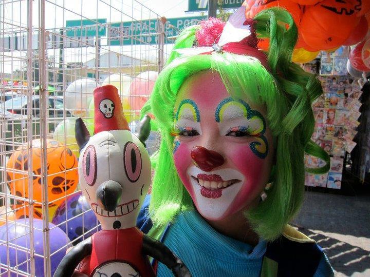 Toby vs. Mexican Clowns