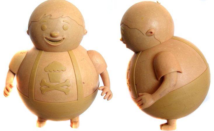 Johnny Cupcakes toy prototypes