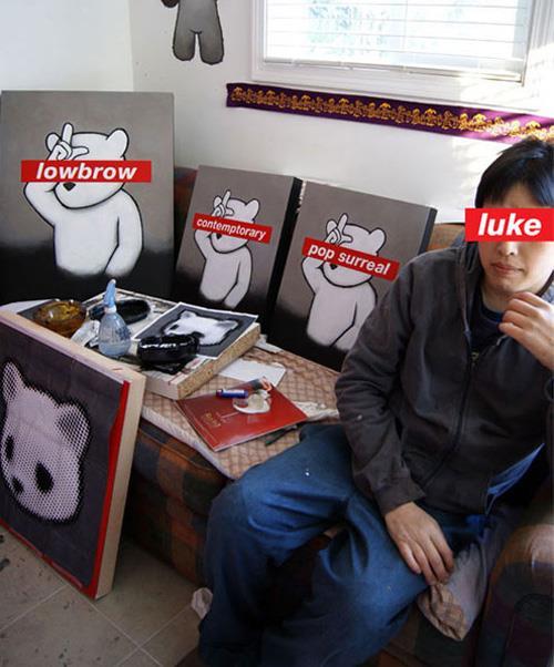 Luke Chueh interview for Vannen