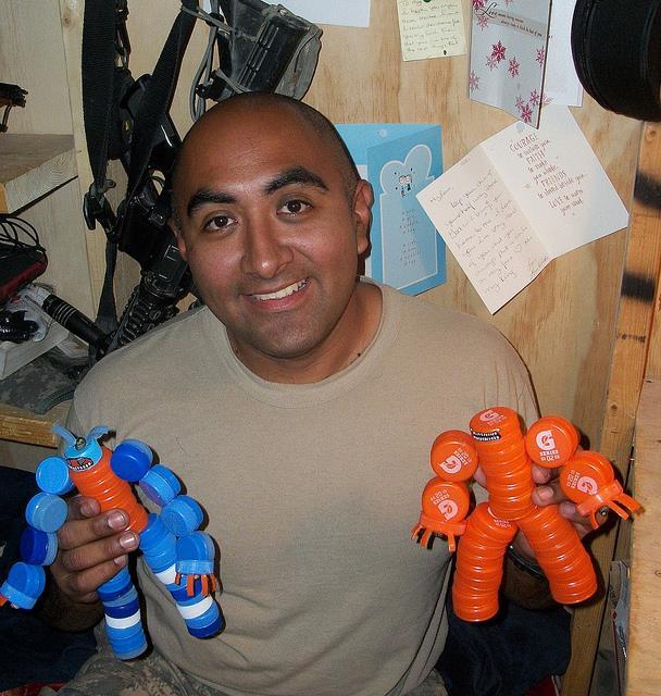 Ruper Valero toy customizer