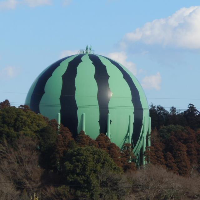 Customized Gas Tanks in Japan