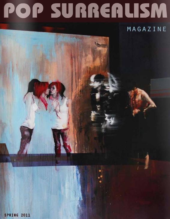 Pop Surrealism Magazine Spring 2011