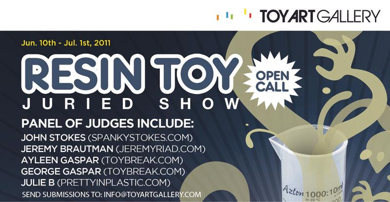 Resin Toy Show