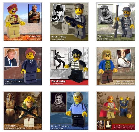 Custom Legos by Morgan19