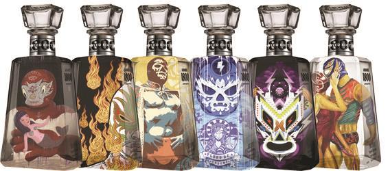 1800 Tequila New Artist Series