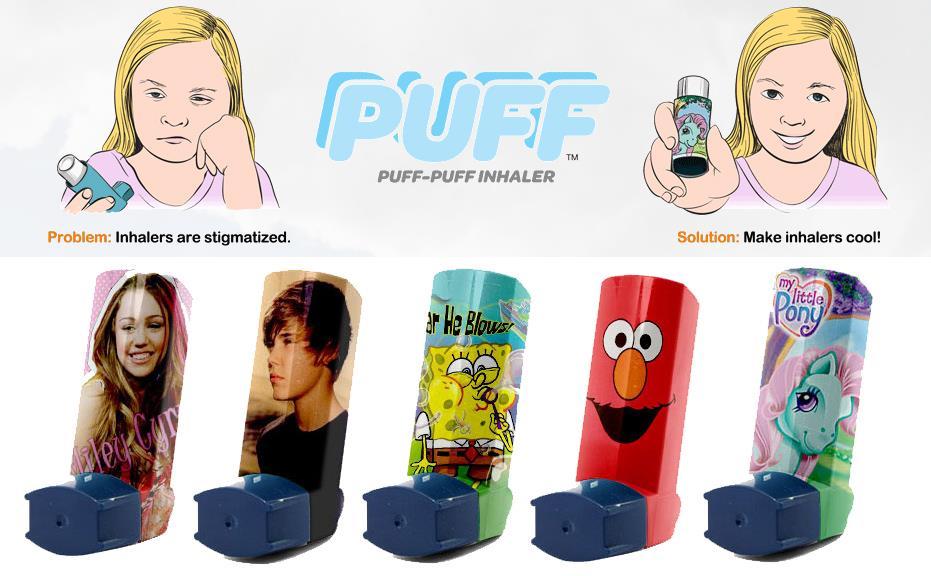 Pop Culture Inhalers