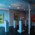 Riot Art: A Riot in a Jam Jar by James Cauty