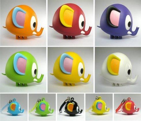 Resin Piggaphunt from TADO & Unbox Industries