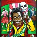 Screamin' Jay Hawkins by Neal Fox