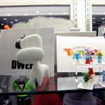 DKE showcase SDCC 2011