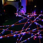 Roomba Light Art