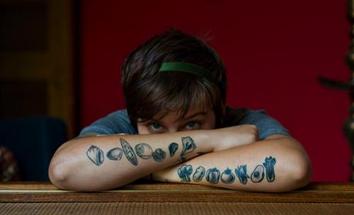 Vegan Thug Life Tattoos