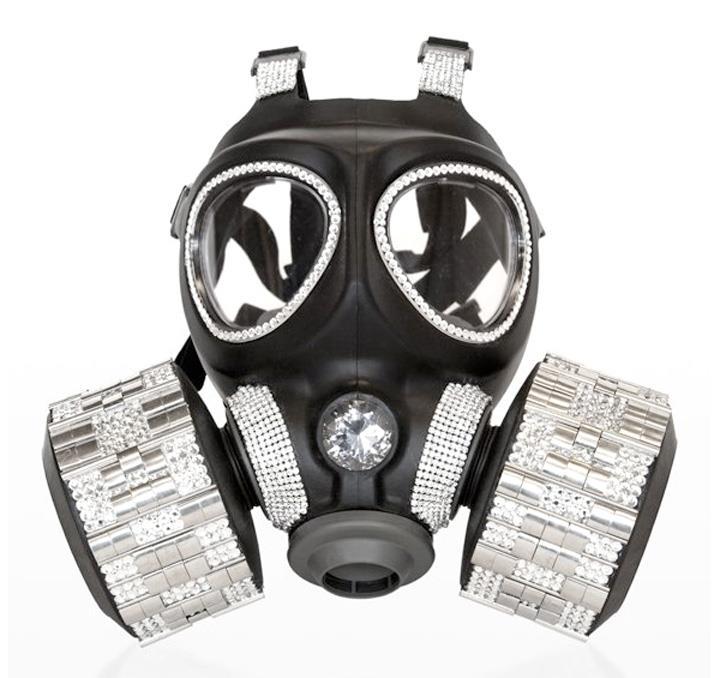 Designer Gas Masks by Diddo Velema