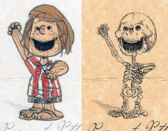 Peppermint Patty © Michael Paulus