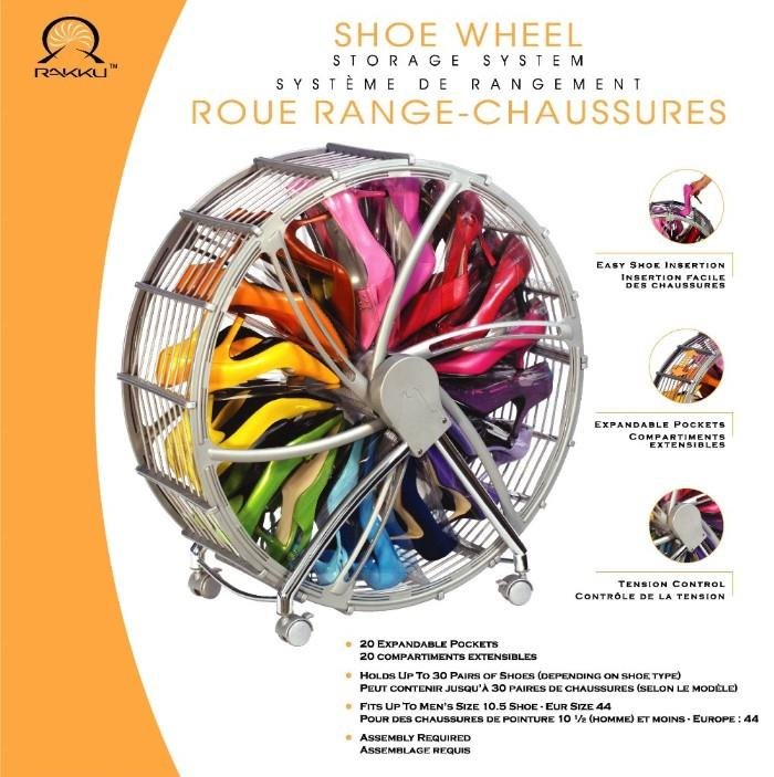 Rakku Shoe Wheel