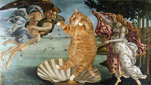 © Botticelli x Deijirogu!