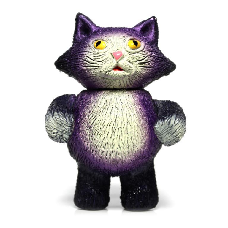 Chubby Tough - Purple Gara Version by Grumble Toy / Chris Bryan