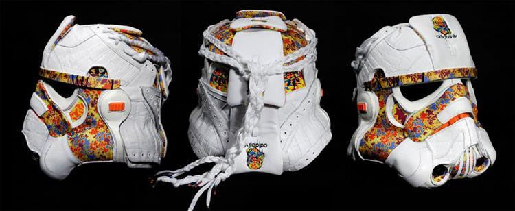 Stormtrooper Sneaker Helmet © Freehand Profit