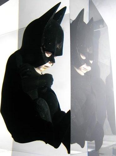 Fetal Batman