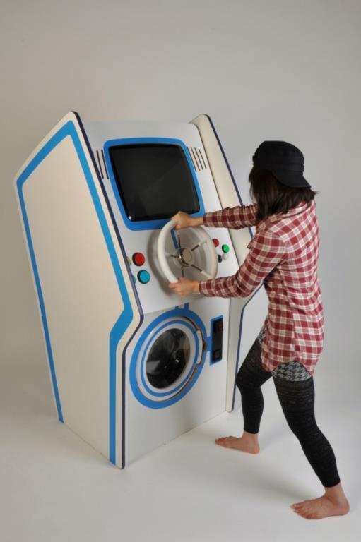 Laundry Arcade © Lee Wei Chen