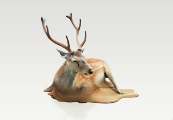 melting-deer