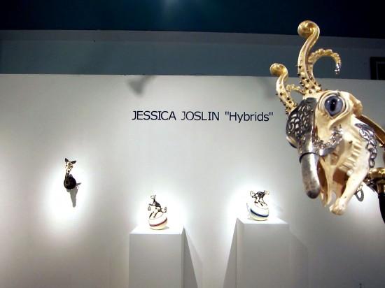 Jessica Joslin's Hybrids at La Luz de Jesus Gallery