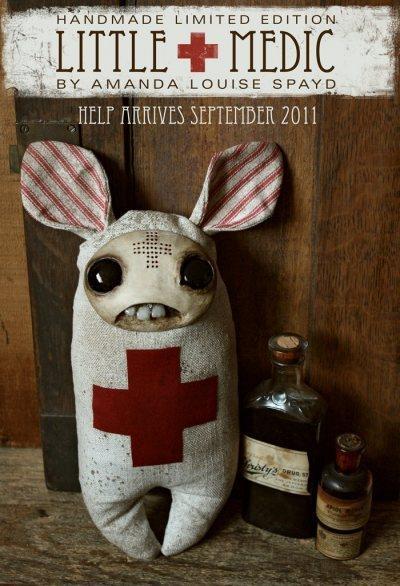 Little Medic by Amanda Spayd