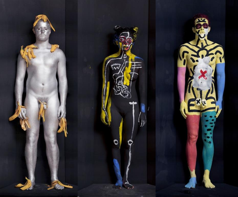 Pop Art Freaks © Olaf Breuning